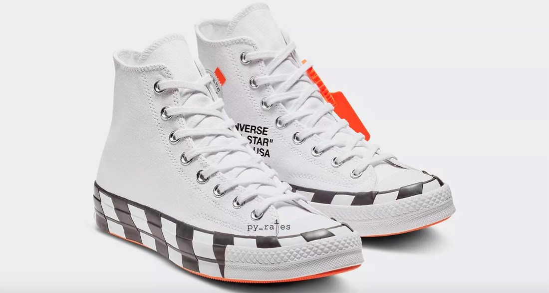 c50a37f7f2f7e Another Off-White X Converse Chuck 70 is about to drop
