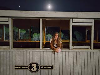 El tren de la luna | Parque Minero de Riotinto