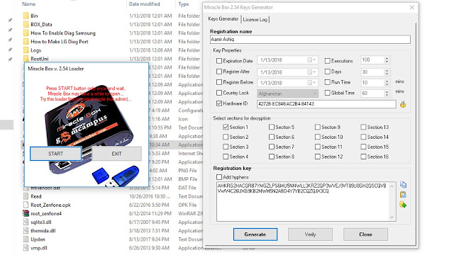 Miracle Box Latest Version 2 54 Cracked With Loader and