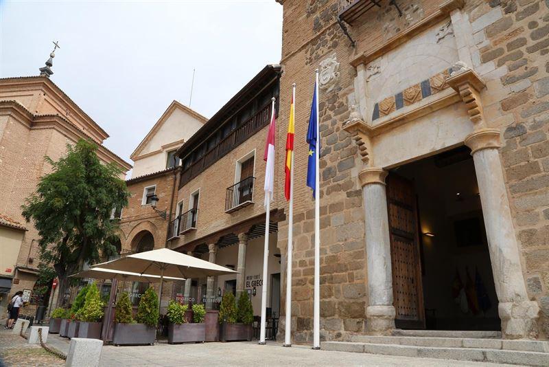 Sede del Gobierno de CLM.