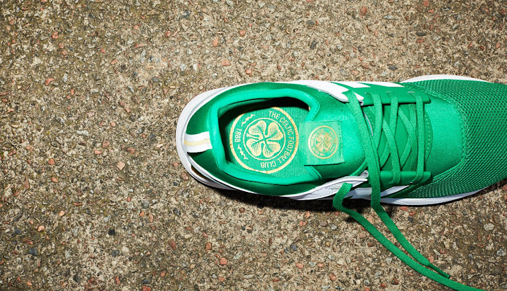 5a32b512a New Balance 247 Celtic Trainer Released - Footy Headlines