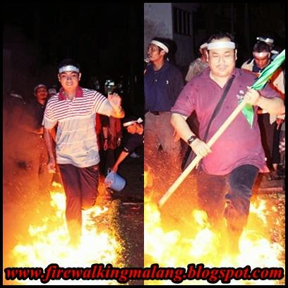 UJI ADRENALIN DENGAN FIREWALKING, www.firewalkingmalang.blogspot.com, 0341 582032