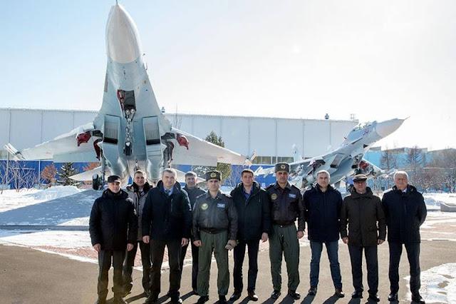 Azerbaijan looks Russian combat aircraft
