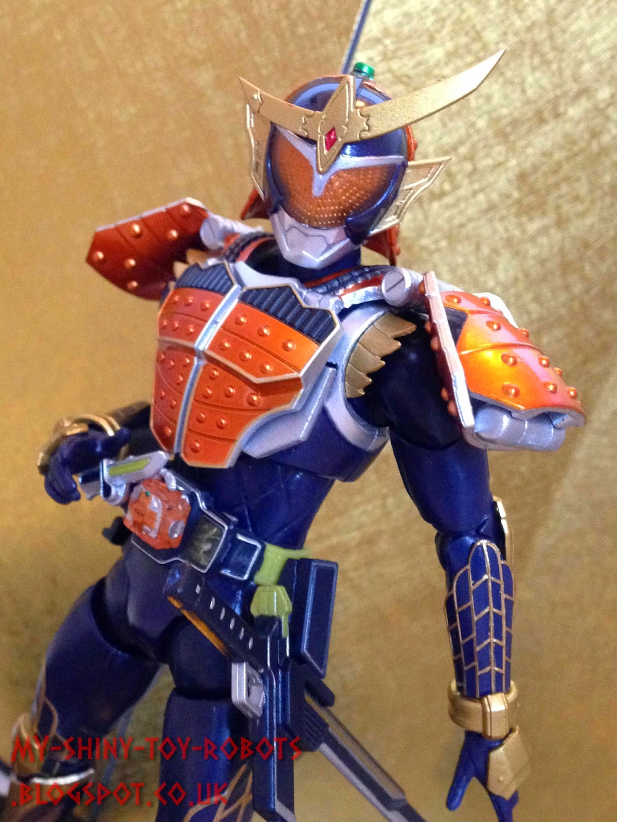 Gaim switches Lockseeds