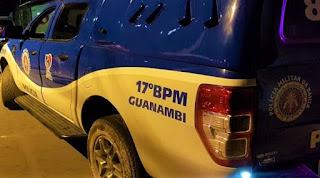 Homem dispara três tiros no padrasto para defender a mãe de agressões em Guanambi