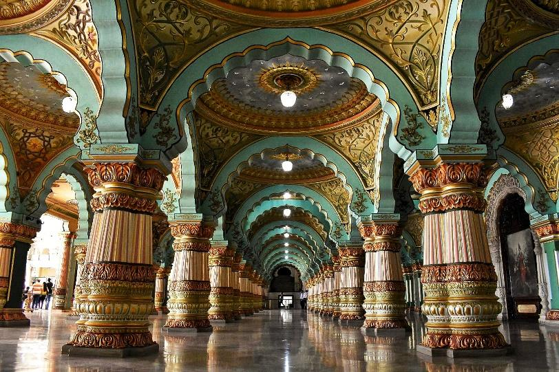 The Exceptional Monuments of Mysore & Hampi