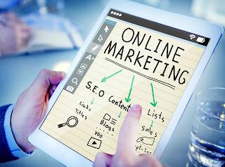 penjelasan langkah langkah memasarkan produk secara online