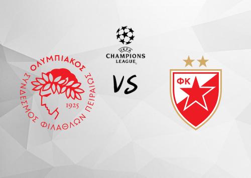 Olympiakos Piraeus vs Crvena Zvezda  Resumen