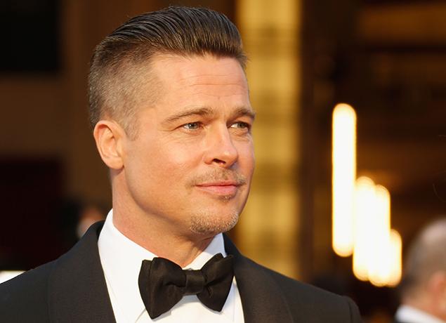 Brad Pitt fala sobre o arquivamento do divórcio...