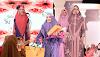 Aminah Shahab Hadirkan Koleksi Busana Syar'i Lewat Panggung Indonesia Hijab Walk