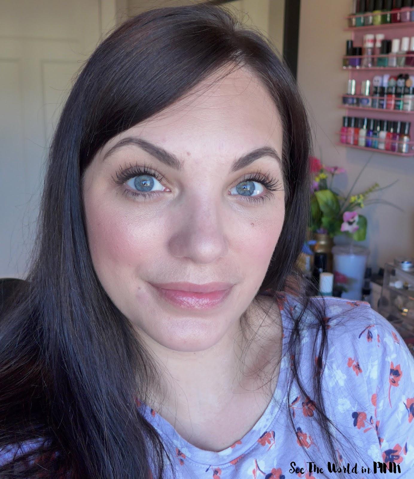 July Shop My Stash - My Light, Quick Summer Makeup Look