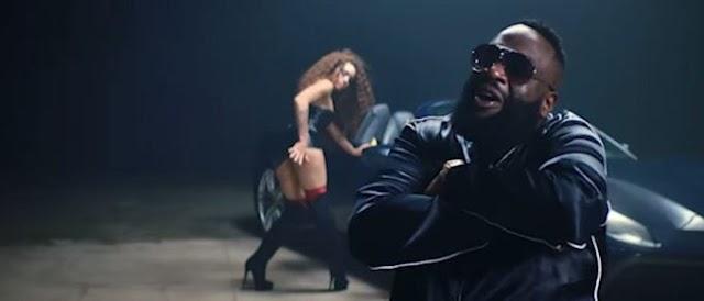 "Rick Ross Drops Video For ""Turnpike Ike"""