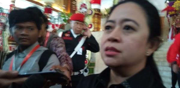 Puan Bantah PDIP Tidak Demokratis Karena Mega Dipilih Aklamasi