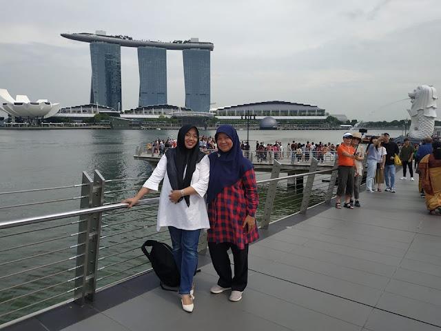 PAKET GABUNGAN SINGAPORE ONE DAY TOUR