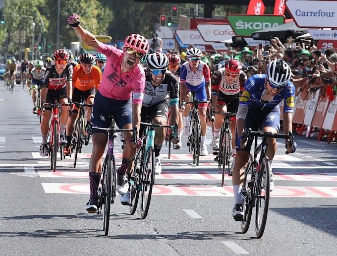 Vuelta a España 2021 - 12ª etapa clasificación