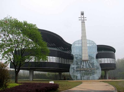 Escuela de música muy original en China
