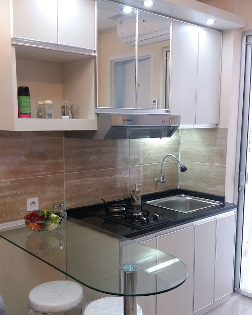 Jasa Kitchen Set Aluminium Gresik