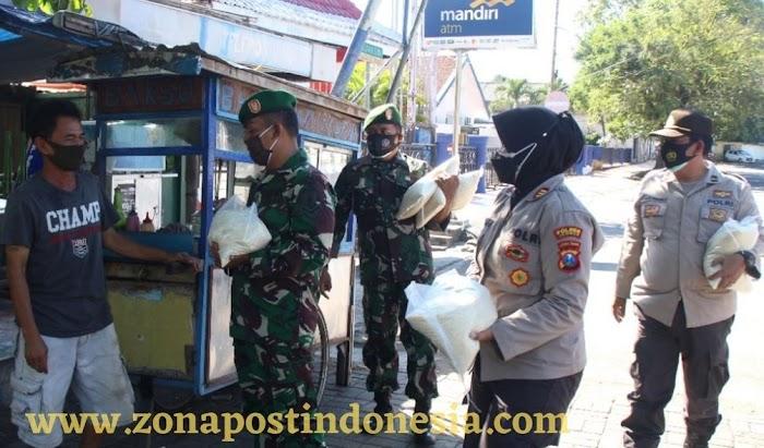 Polres Jember, Kembali Gelontorkan Ratusan Sembako Kloter Ke-2