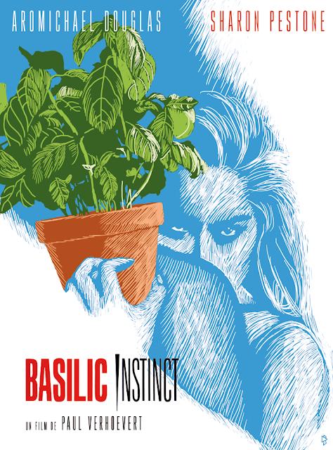 Gwen Tomahawk Basic Instinct Cover Basilic Instinct Boxe Office
