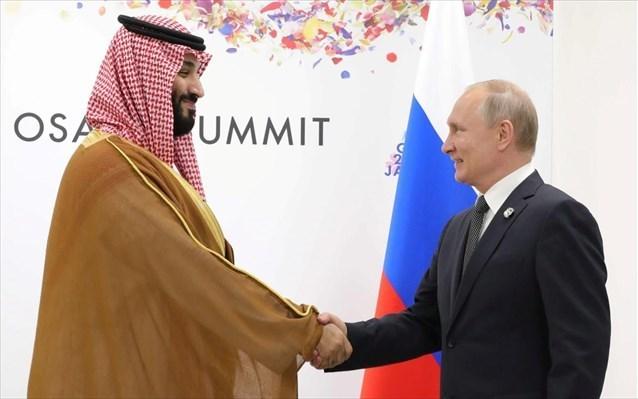 Bloomberg: Η «κατάληψη» του ΟΠΕΚ από τον Πούτιν