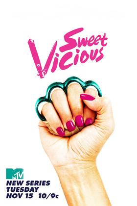 Sweet Vicious –Todas As Temporadas
