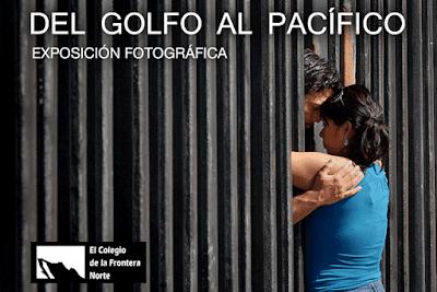 """Exposición fotográfica """"Del Golfo al Pacífico"""""""