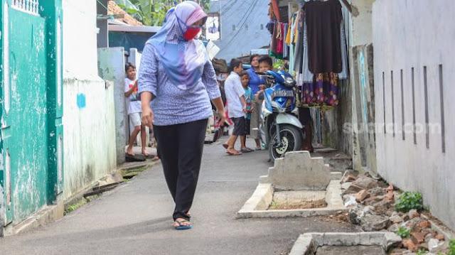 Kuburan di Jalanan Gang yang Viral Ternyata Berisi Jenazah Jawara Betawi