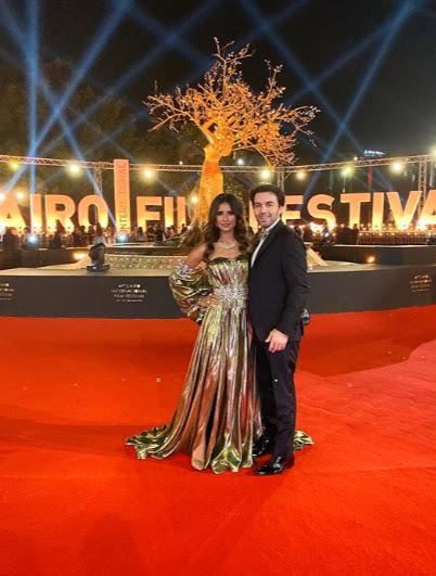 شريف رمزى : سعيد وفخور بـ مهرجان القاهرة السينمائى 2019