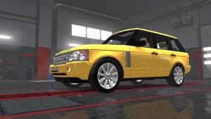 Range Rover 2009 car mod