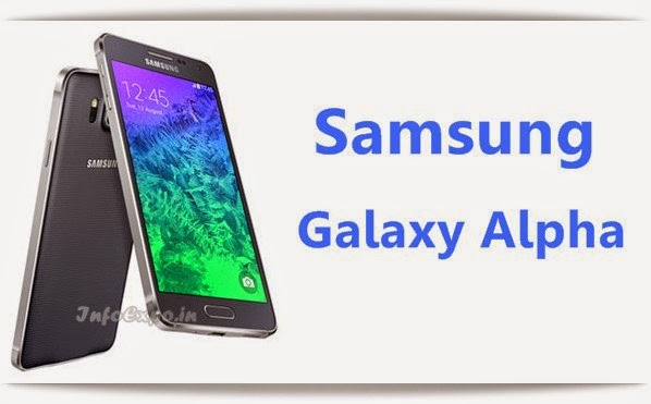 Samsung Galaxy Alpha: 4.7 inch Super AMOLED, Octacore, Android KitKat Specs, Price