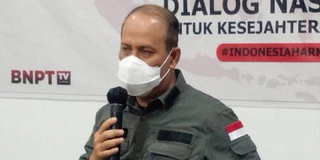 Muncul Petisi Bubarkan BNPT, Begini Respons Komjen Boy Rafli