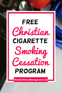 Free Christian Cigarette Smoking Cessation Program