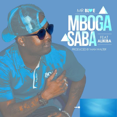 Mr Blue - Mboga Saba