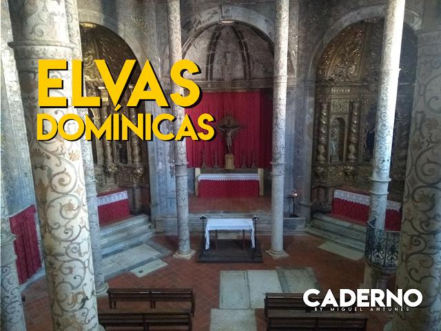 Igreja de N. Sra. da Consolação ou do Sr. Jesus dos Aflitos ou das Domínicas de Elvas