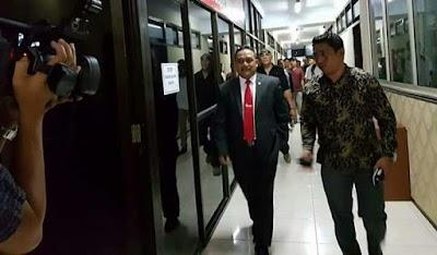 "Ketua Hanura Sulut Jackson Kumaat Diduga Ancam Bunuh ""Anak Buah"" Benny Ramdhani Hendra Jacob"