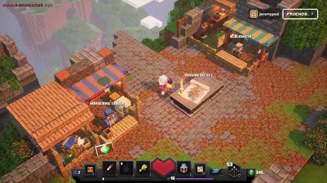 تحميل Minecraft: Dungeons