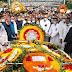 রাজশাহীতে গভীর শ্রদ্ধায় জাতীয় চার নেতাকে স্মরণ