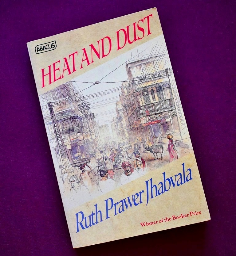 heat and dust by ruth prawer This is the manhattan home of ruth prawer jhabvala, novelist,  1975, the year  she left delhi and bagged the booker prize for heat and dust.