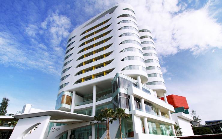 Hotel Sensa Bandung Sensasi Menginap Di Tengah Kota Kembang