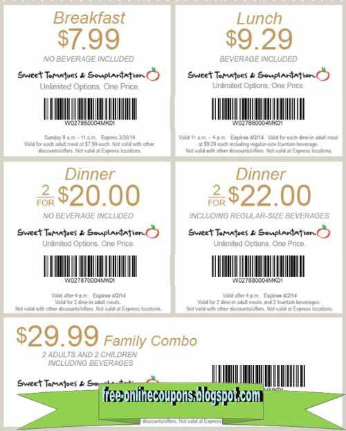 How to use a Sweet Tomatoes coupon Sweet Tomatoes is a restaurant with locations primarily in the southern and western portions of the United States. This restaurant offers customers a chance to be part of Club Veg, which gives additional discounts and offers via email to loyal customers%().