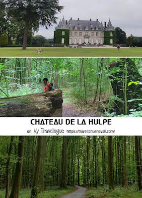 Chateau de la Hulpe - Domaine Solvay - Photos Pinterest