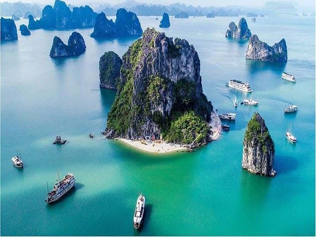 Vịnh Hạ Long có mặt trong top 50 kỳ quan du lịch thiên nhiên thế giới