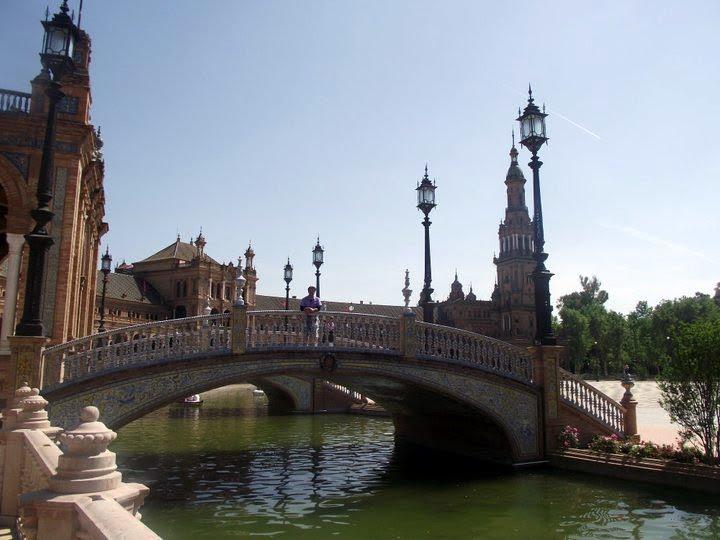 plaza de España , Sevilla
