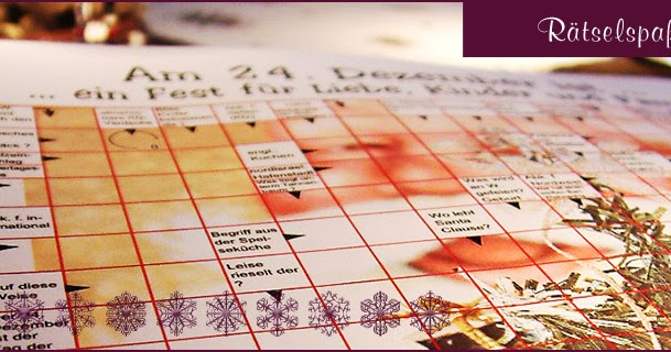 Libellchen Geschenkrätsel