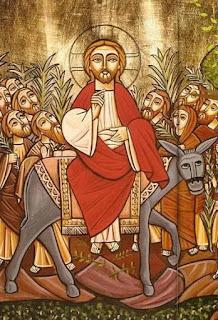 Dimanche des Rameaux et de la Passion du Seigneur