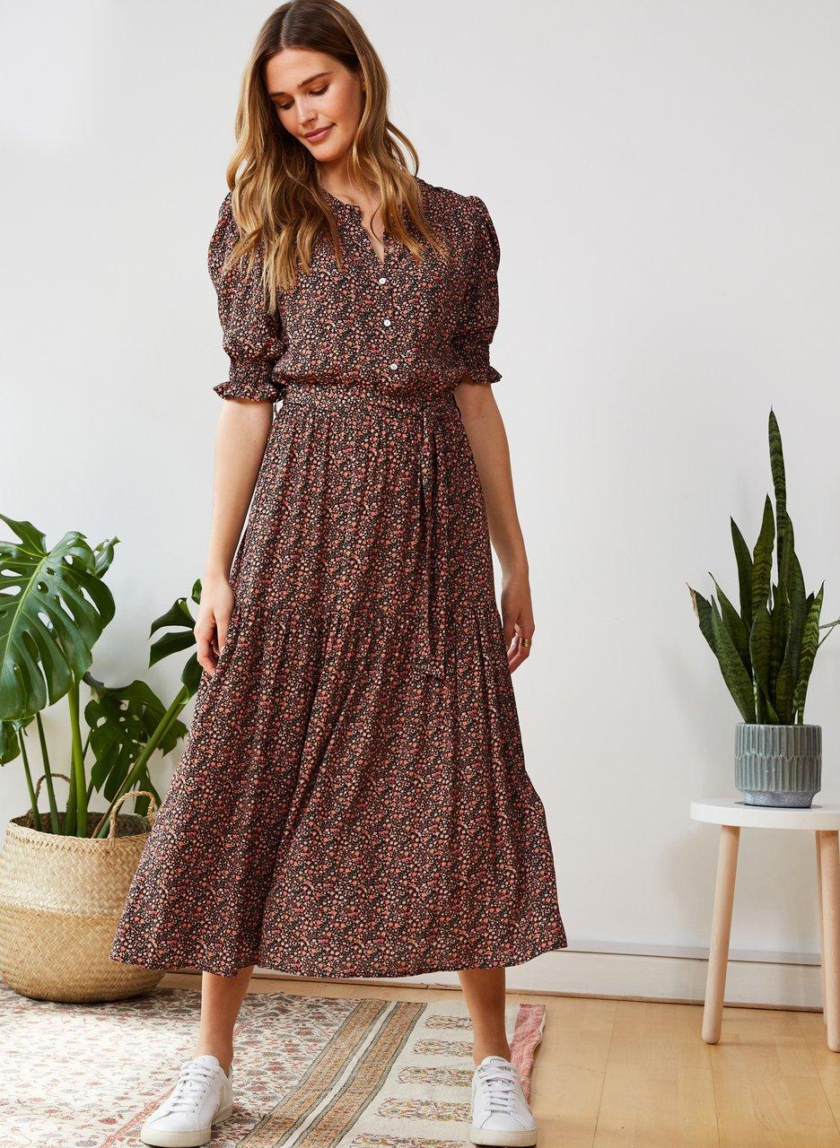 my midlife fashion, Baukjen aneira dress
