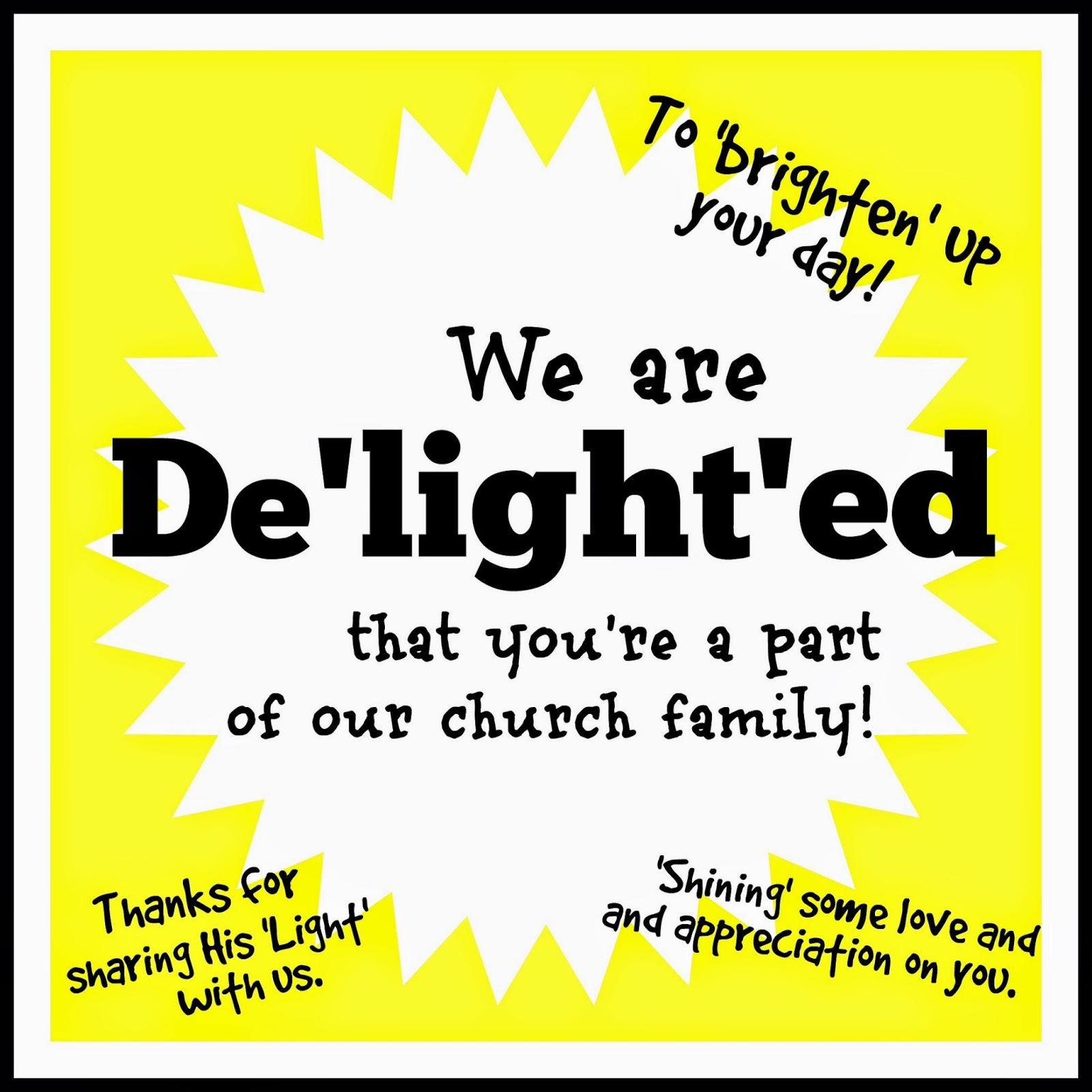 Pastor Appreciation Ideas @michellepaigeblogs.com