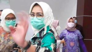 Airin selesai jabat Walikota Tangsel, akan ke Bandung