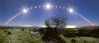 Tyrrhenian Sea and Solstice Sky