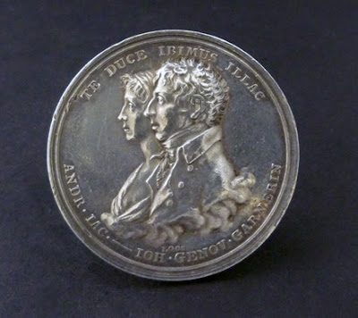 German Commemorative Medal, 1803